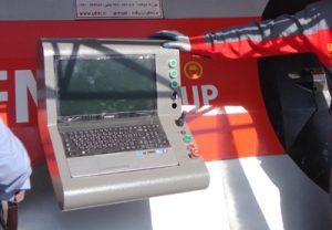دستگاه خاموت زن کامپیوتری